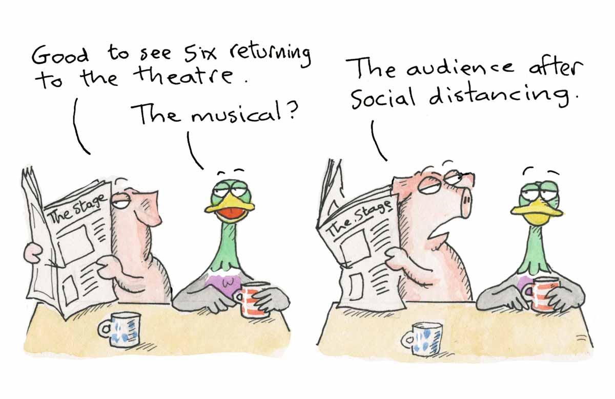 Hamlet, September 23