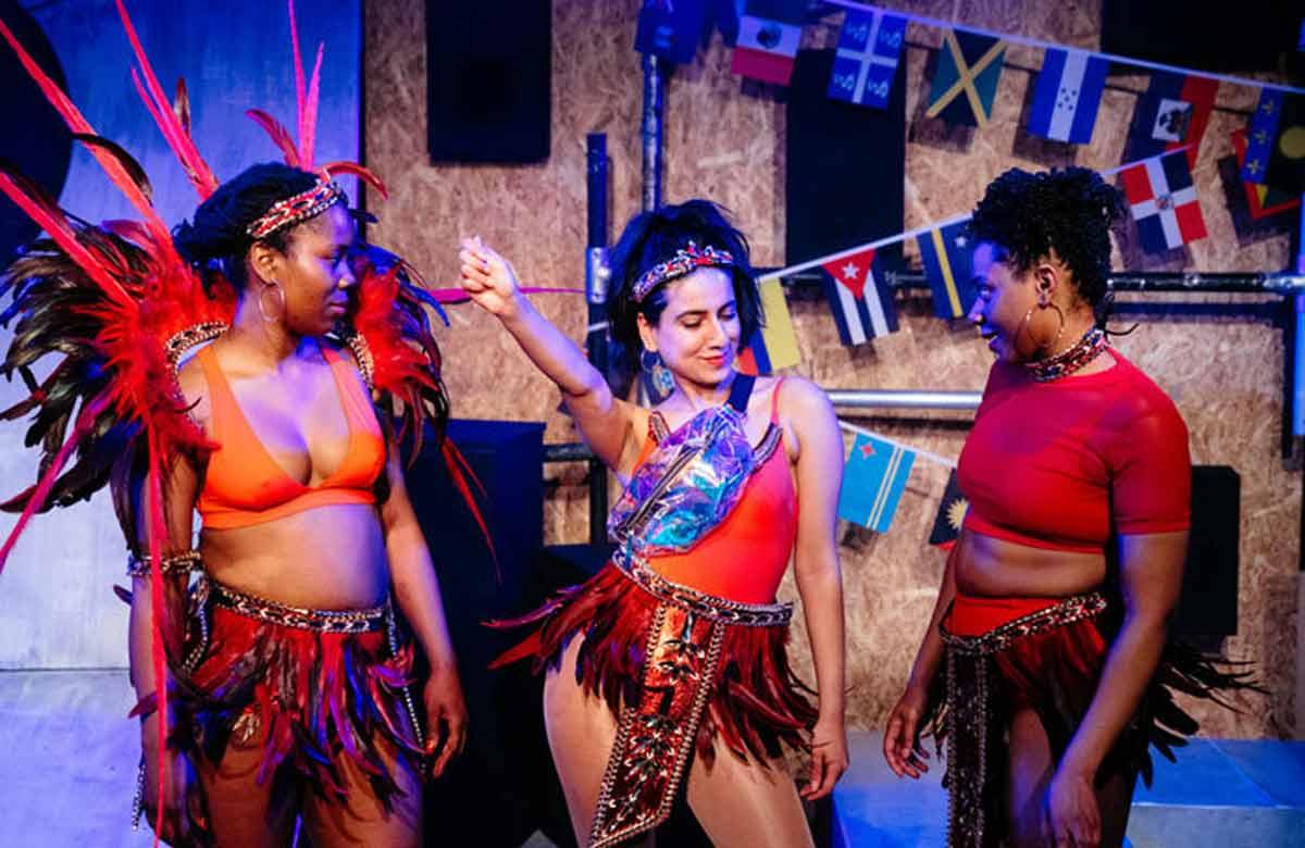 Yasmin Joseph's J'Ouvert wins 2020 James Tait Black drama prize