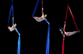 Circus owners: 'Brexit is going to be a big problem, but circuses thrive in a recession'