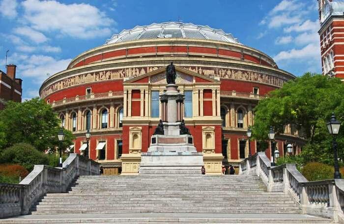Royal Albert Hall. Photo: Shutterstock