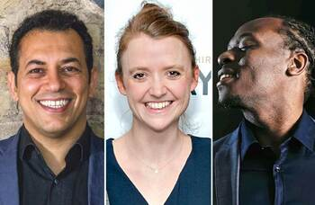 Quotes of the week, The Stage Debut Awards 2020 on Twitter: Tarek Iskander, Amy Leach, Femi Temowo and more