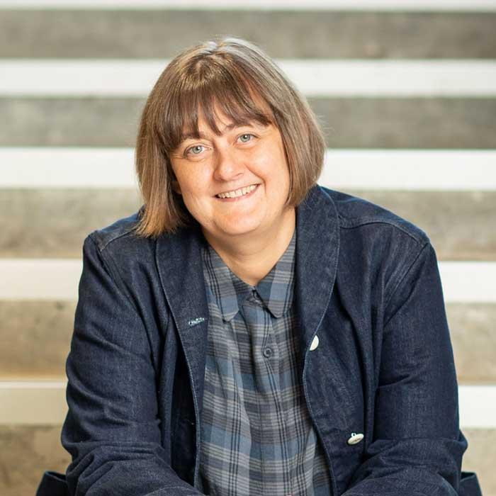 Sarah Frankcom