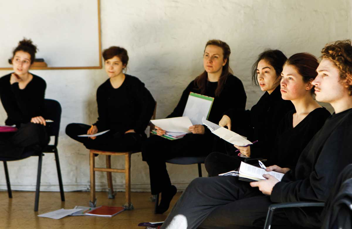 What are the best and worst things about drama school?