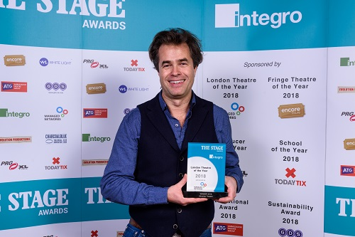 London Theatre of the Year 2018