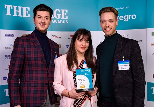 Fringe Theatre of the Year 2018