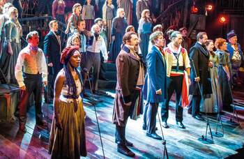 Les Misérables concert set to lose money after capacity rule change