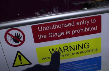 Wyvern Theatre security under scrutiny after YouTube pranksters film trespass