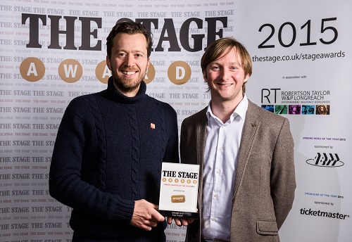 Fringe Theatre of the Year 2015