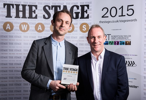 Regional Theatre of the Year 2015