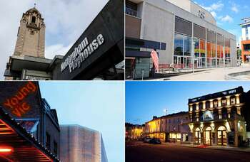Full list of theatres receiving Culture Recovery Fund grants