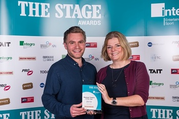 The Stage Awards 2019 winners