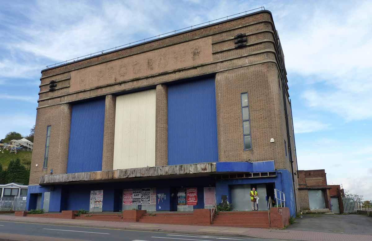 Dudley Hippodrome demolition approved despite objections