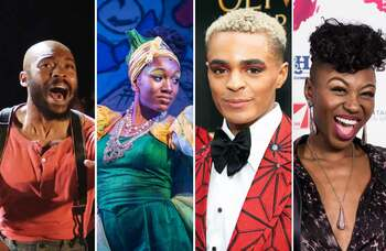 Black British Theatre Awards: Winners in full