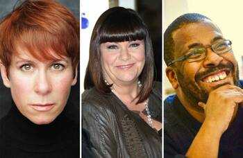 Quotes of the week, October 21: Anna-Jane Casey, Dawn French, Roy Williams and more
