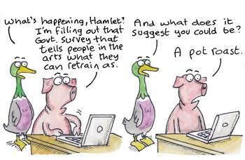 Hamlet, October 21