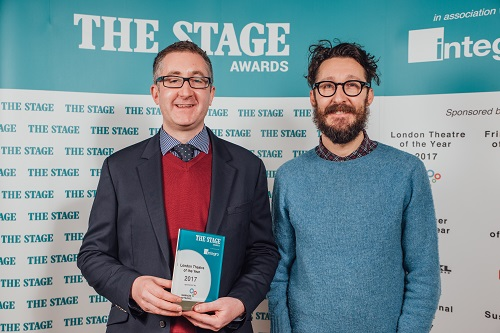 London Theatre of the Year 2017