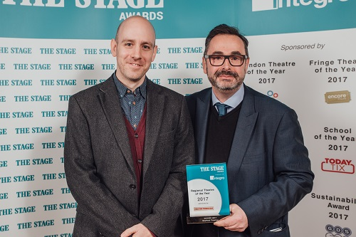 The Stage Awards 2017 winners