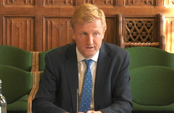 Dowden rebuts claims that thanking government was condition of recovery grant