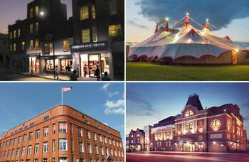 Full list of theatres receiving Culture Recovery Fund grants in round two
