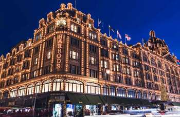 Harrods under fire for urging employees to volunteer as unpaid extras in film