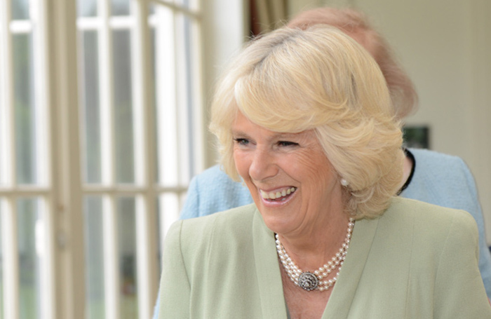 Olivier Awards 2020: Duchess of Cornwall urges theatremakers to 'remain resilient'