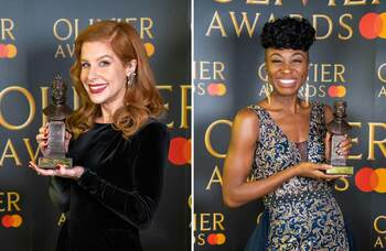 The Olivier Awards' biggest challenge has nothing to do with the pandemic