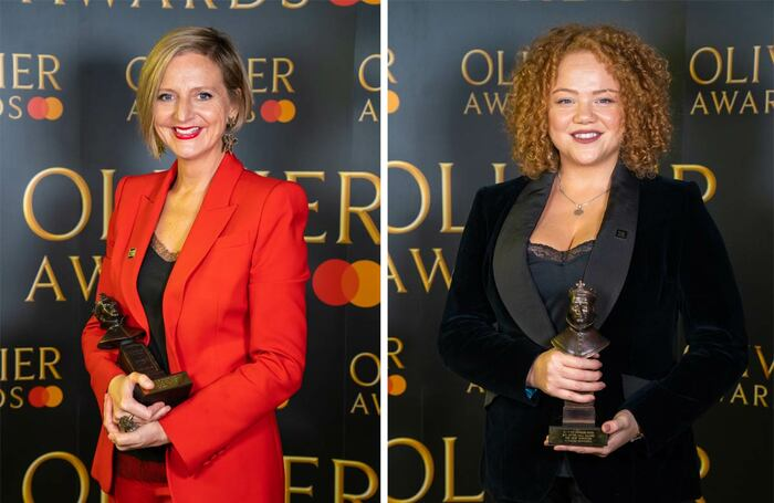 Olivier Awards 2020: Winners call for more inclusion in theatre post Covid-19