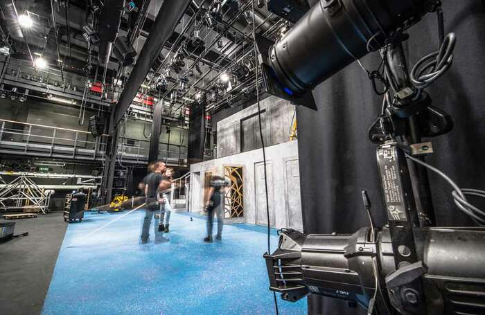 Guildford School of Acting's technical theatre students have access to its leading-edge facilities. Photo: Dean Whiting