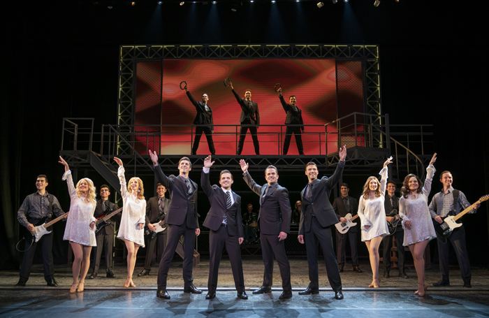 Jersey Boys to return to West End at Trafalgar Theatre