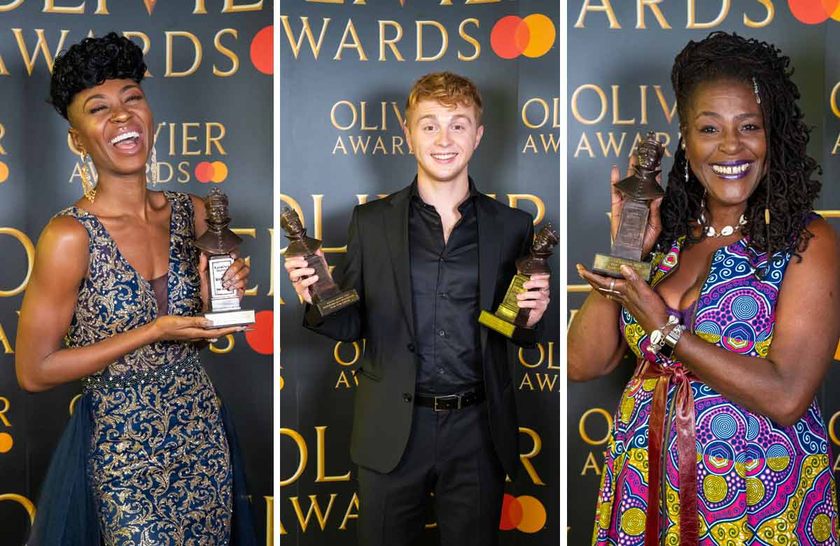 Olivier Awards 2020: the winners in numbers