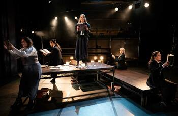 Set design in the Covid era: how theatre's creatives are adapting to socially distanced spaces