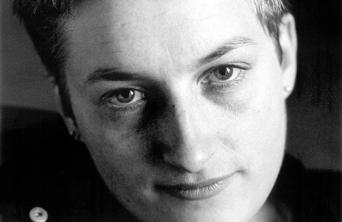 Sarah Kane. Photo: Jane Bown