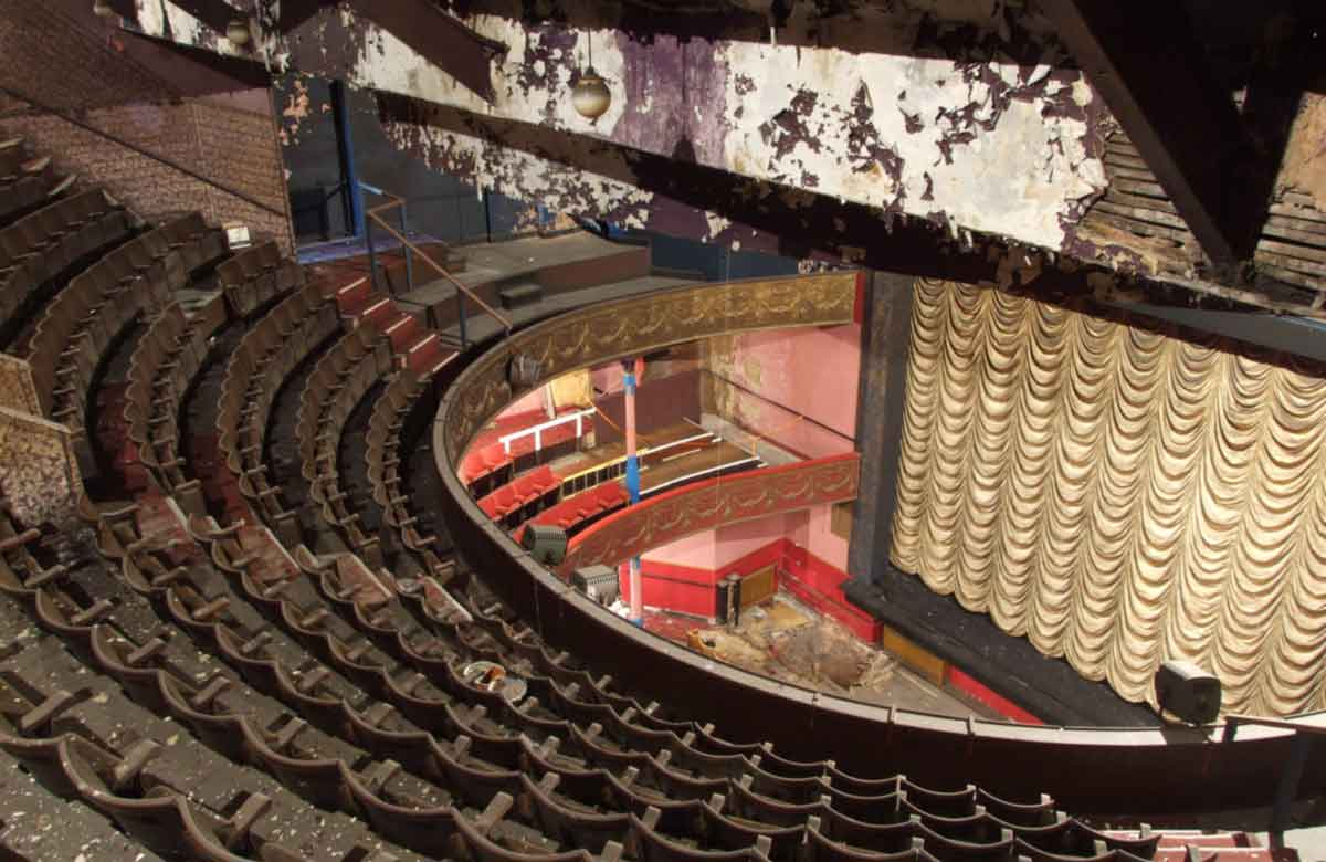 Theatres Trust warns approved works to Hyde theatre risk 'irreparable damage'
