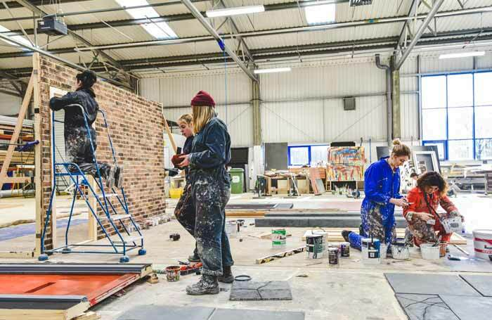 How will Covid change technical theatre training?