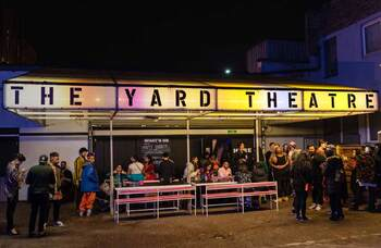 East London's Yard Theatre saved from flooding by team's 'Herculean' efforts