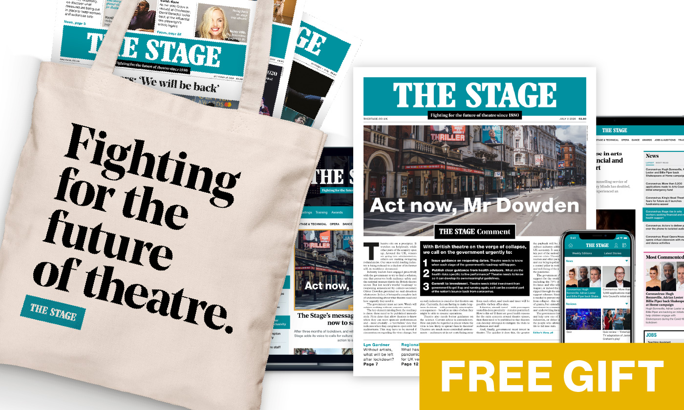 Print Edition Subscription Annual + FREE TOTE BAG