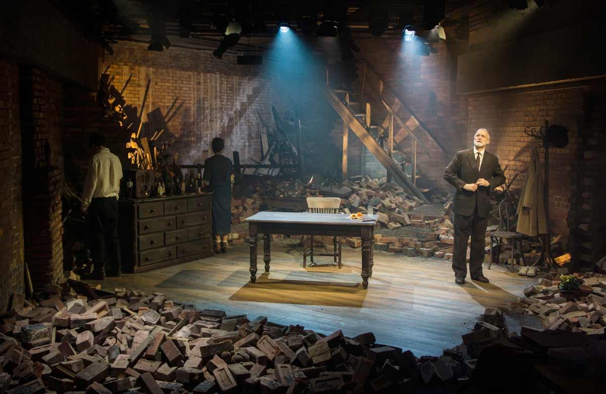 Dr Korczak's Example at Leeds Playhouse. Photo: Rose Revitt