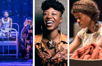 Sheffield Theatres and Miriam-Teak Lee up for South Bank Sky Arts Awards