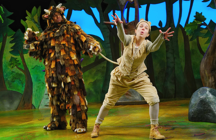 Tall Stories to live-stream The Gruffalo from new London home