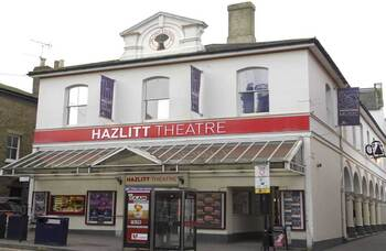 Council reverses decision to seize control of Maidstone's Hazlitt Theatre
