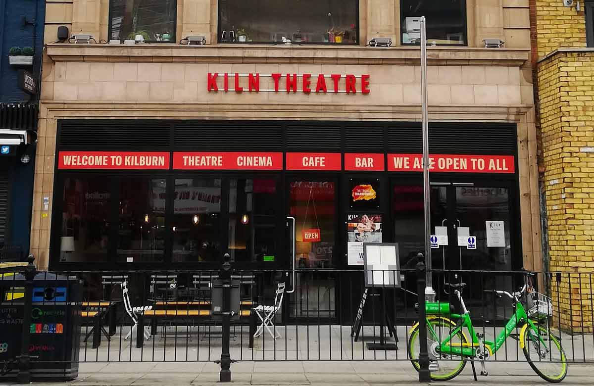 Kiln Theatre launches £70,000 appeal to support community work
