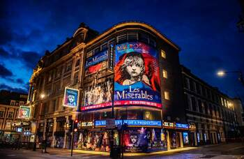 Remaining performances of Les Misérables concert cancelled