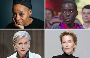 Noma Dumezweni and Gillian Anderson among ambassadors for Good Chance's The Walk