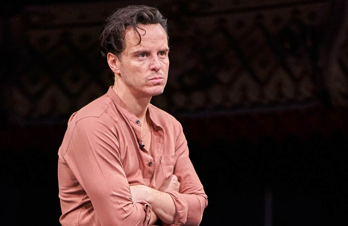 Old Vic productions featuring actors including Andrew Scott return in new Playback series