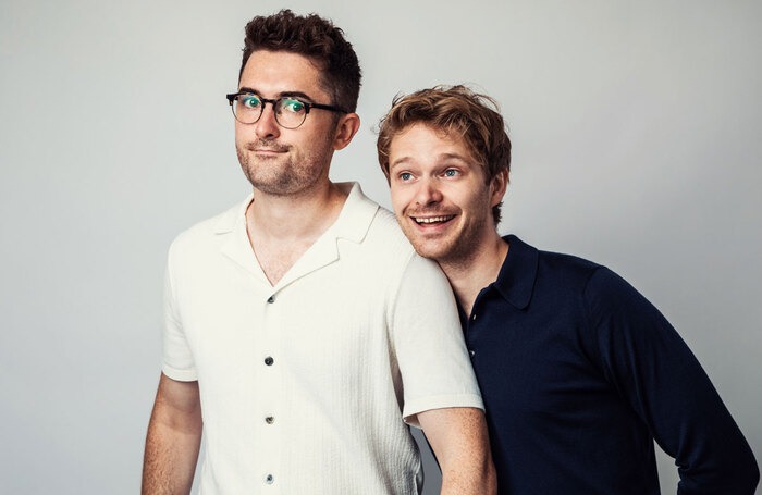 Ben Ashenden and Alex Owen. Photo: Oliver Rosser/Feast Creative