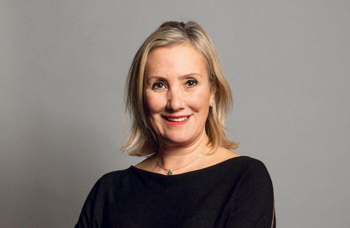 Culture minister Caroline Dinenage leaves DCMS role