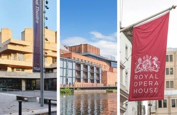 Cultural 'crown jewels' get share of £165m Culture Recovery Fund loans