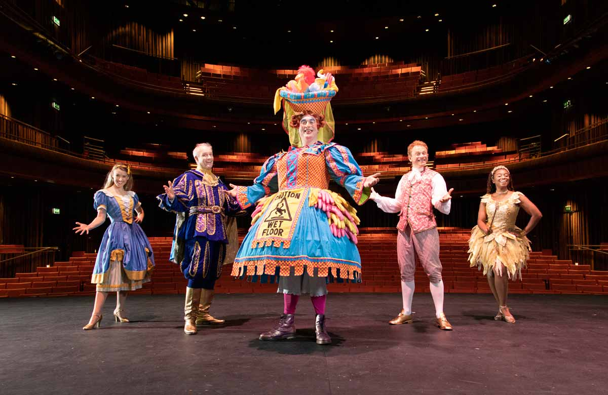 Panto is reinventing itself – let's seize the chance to keep evolving