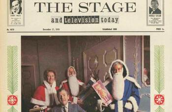 British theatre companies a global hit – 50 years ago in The Stage