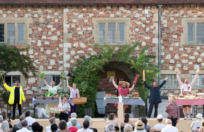 Sky Arts to broadcast new Glyndebourne documentary